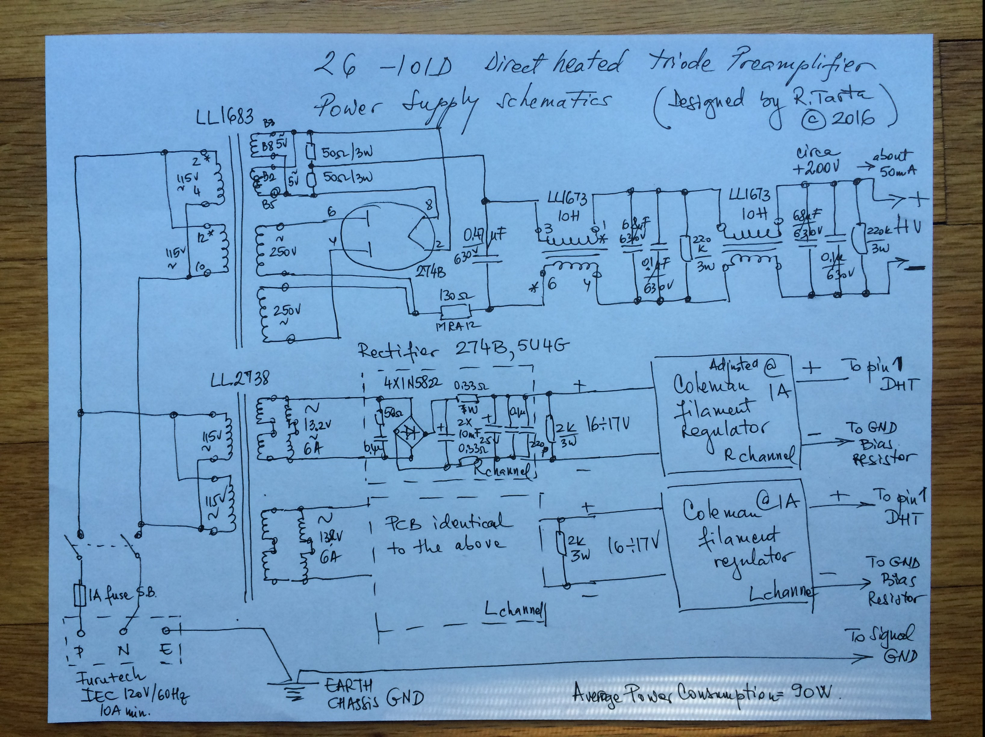 Another Dht Switchable Preamp