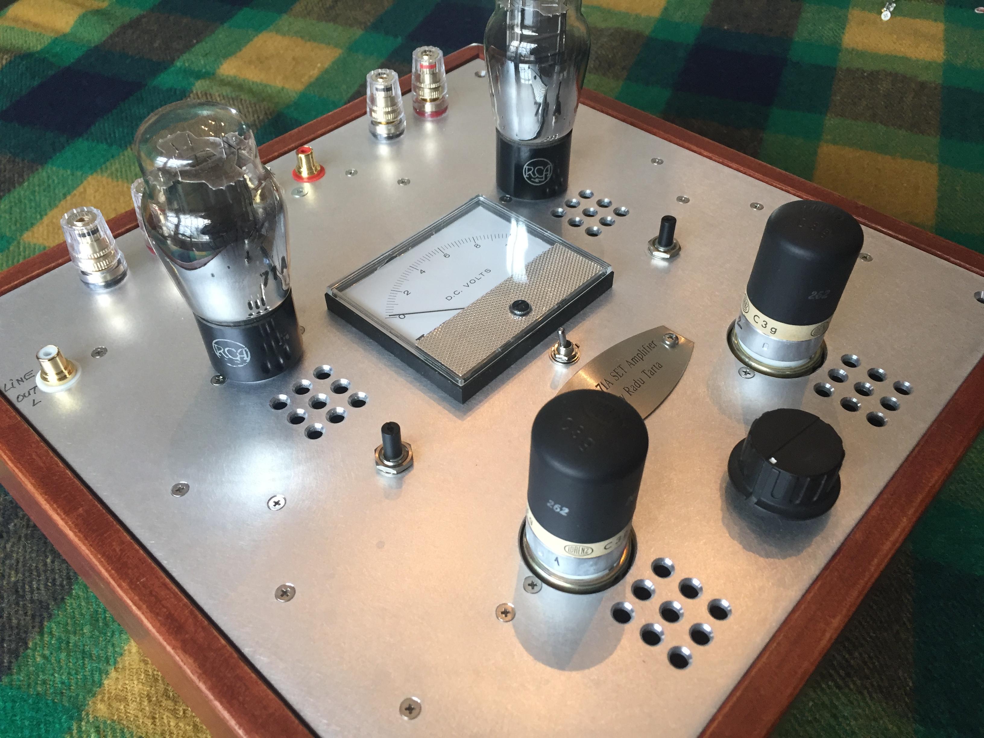 C3g-71A amplifier 2019
